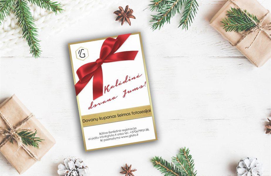 , Kalėdinė dovana Jums