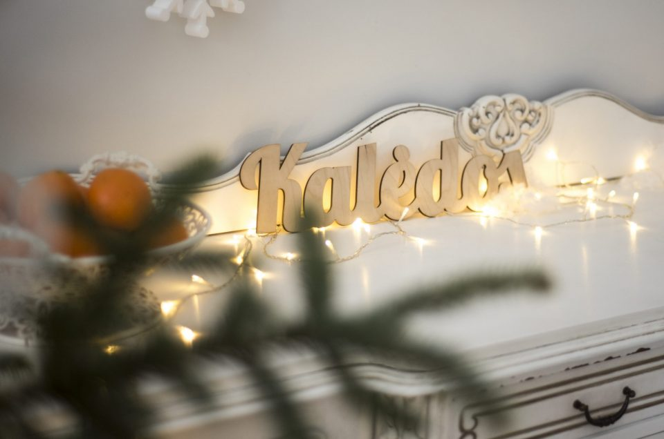 Kalėdinė dovana Jums