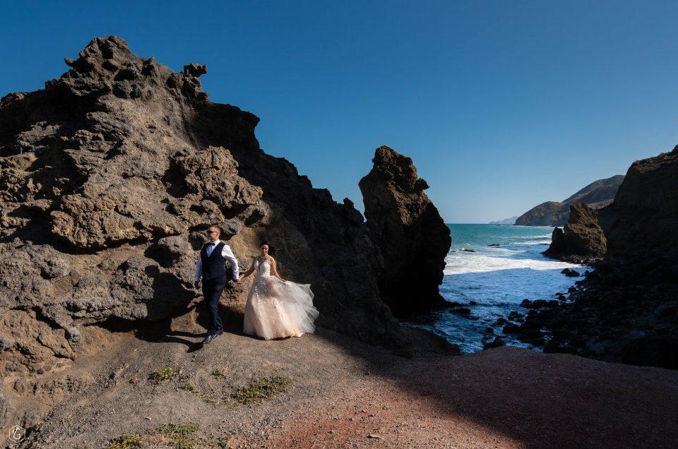 Vestuvės pietinėje Ispanijoje