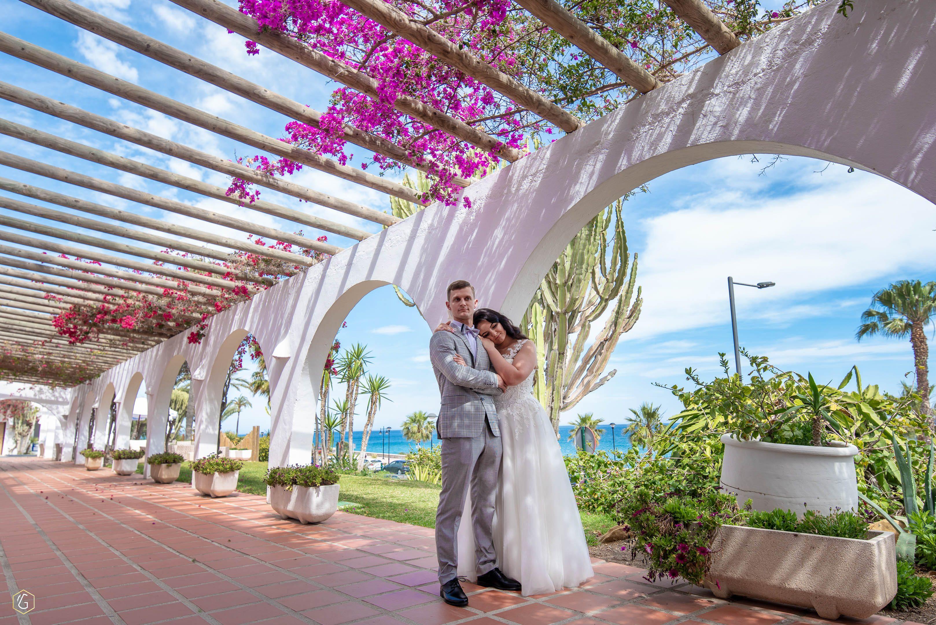 , Vestuvės pietinėje Ispanijoje